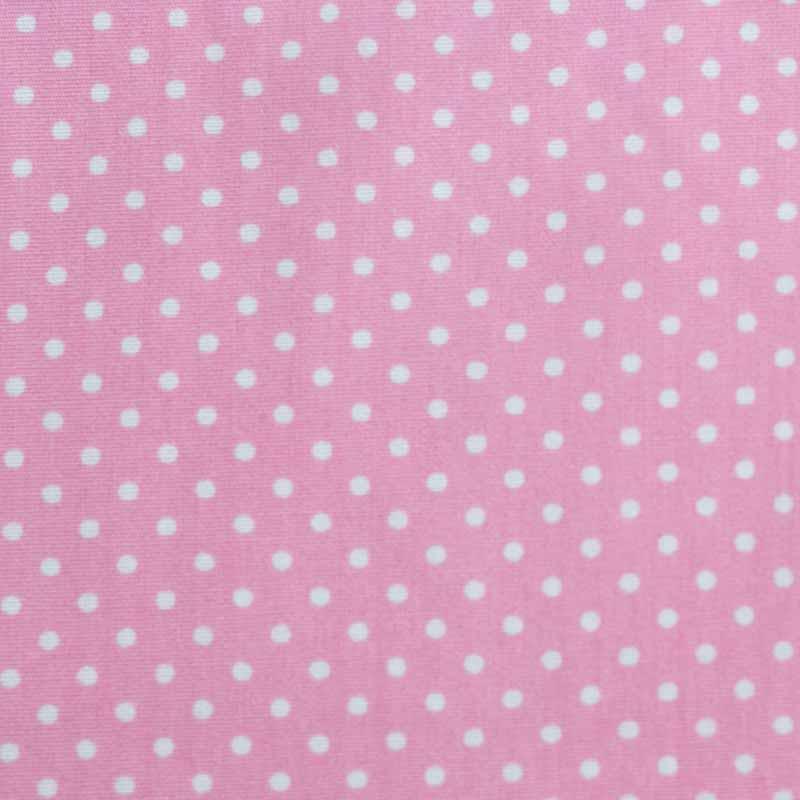 rosa tupfen