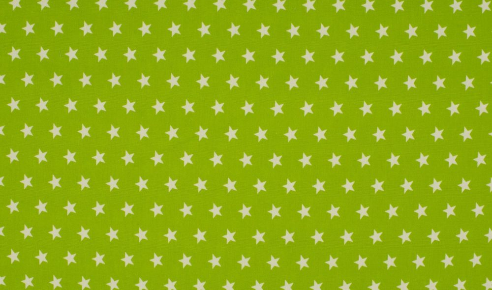 sterne-hellgrün